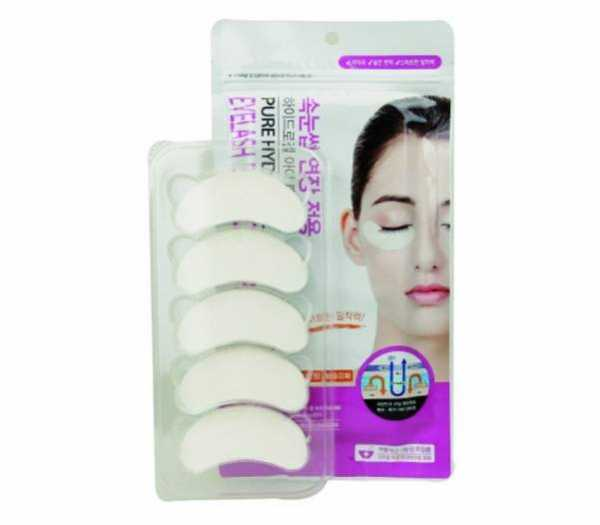 Lint Free Pads Pure Hydrogel Eye Patch (25 Paar pro Packung)
