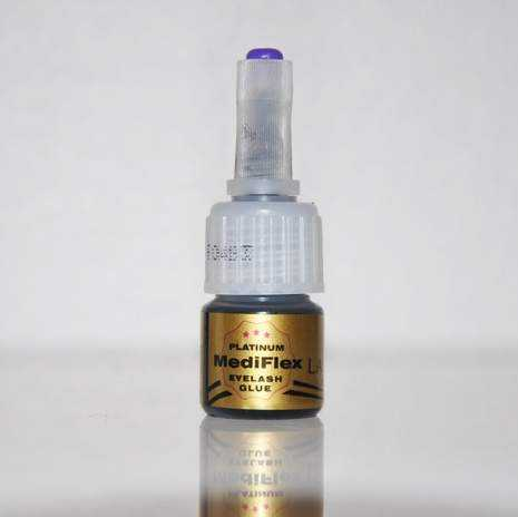 Synergy MediFlex Platinum Wimpern Kleber - 5ml